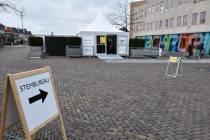 7,4% van de kiesgerechtigden in Heerenveen heeft stem uitgebracht