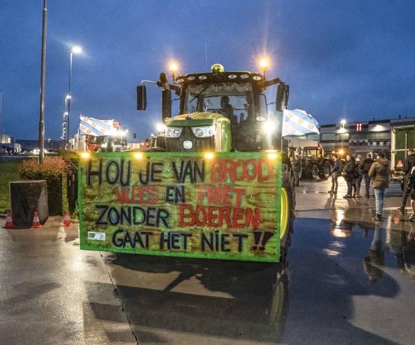Veiligheidsregio Fryslân overweegt demonstratieverbod voor tractoren