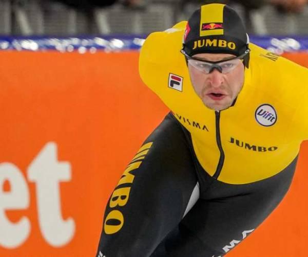 Sven Kramer hoopt op groen licht voor 'schaatsbubbel'