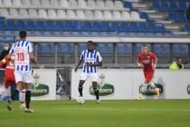 sc Heerenveen verliest van AZ in het Abe Lenstra stadion
