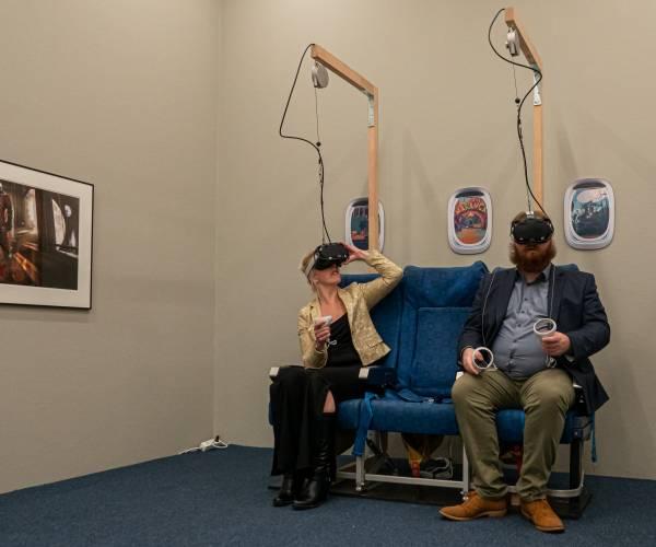 Tentoonstelling Arranged Realism – Kunst in Games in Museum Belvedère