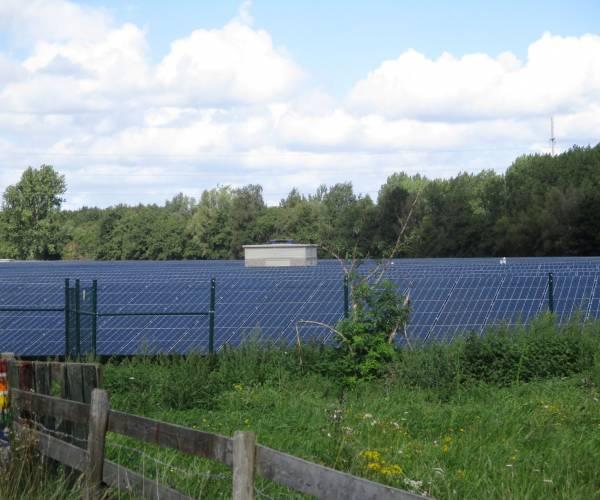 Bouw Energy Park aan de Omweg ligt op schema