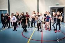 Dans en freerunning workshops in de vakantie