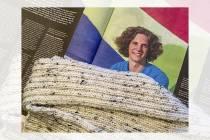 Warme sjaal voor jonge zeilinstructeur Syb: fantastisch gebaar