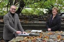 Gemeente en stichting TIJD maken vernieuwde afspraken Le Roy tuin