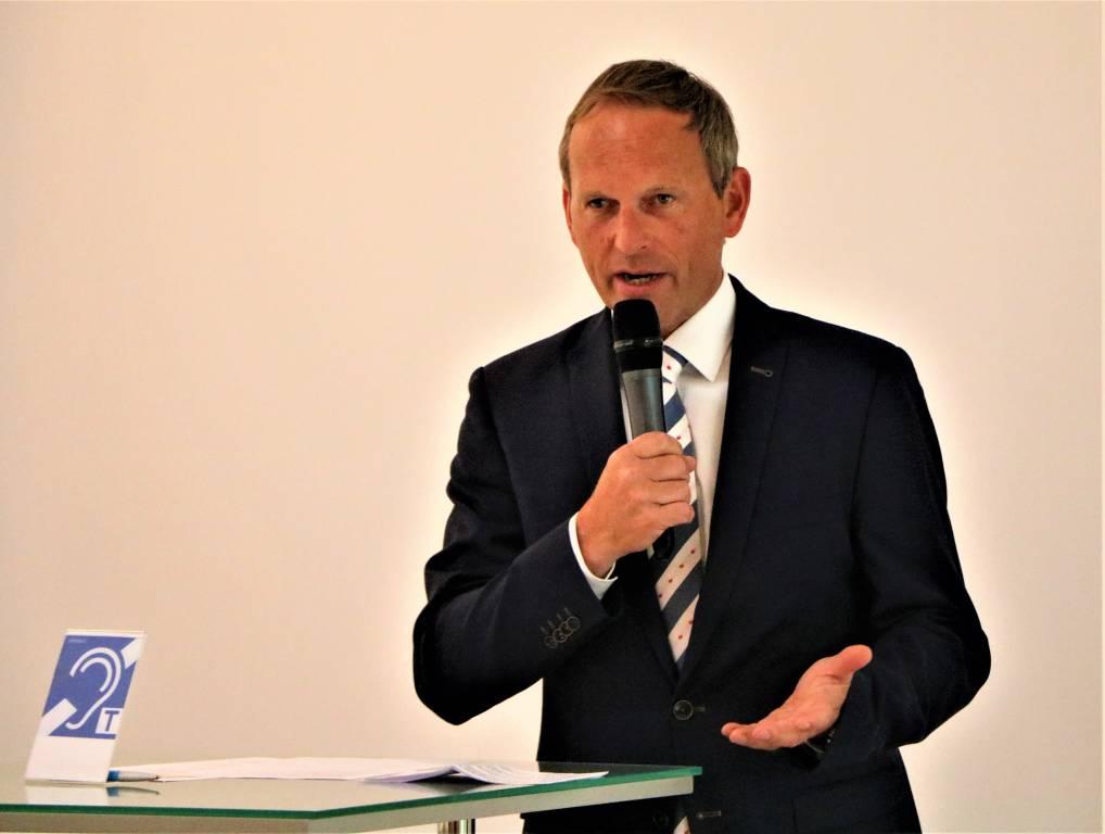 SKS voorzitter René Nagelhout