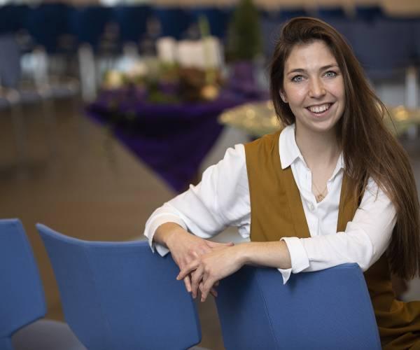 Dominee Anne-Meta Kobes-Gerritsen vertrekt naar Ameland