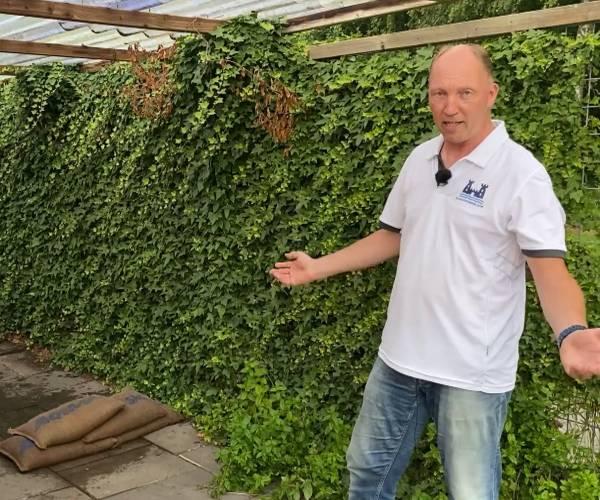 Heerenveens bedrijf komt met Engels alternatief voor zandzakken bij wateroverlast