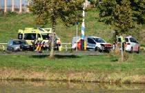 Motorrijder  gewond bij ongeval op de Oranje Nassaulaan