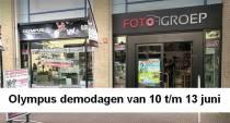 Olympus demodagen bij Foto-Groep Heerenveen