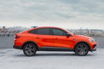Twee dagen sneak preview Renault Arkana bij ABD