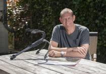 """Zeeman David Roele: """"Niet weten wanneer je naar huis kunt, dat is zo irritant"""""""
