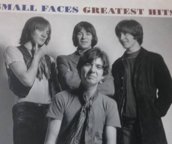Tribute Small Faces 29 okt. op Reünieconcert Heerenveen door the Outtakes
