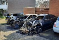 Geen opzet in het spel bij nachtelijke autobrand aan de Ereprijs