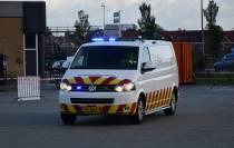 Ernstig ongeval spoorwegovergang Rottumerweg