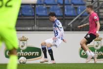 sc Heerenveen zo goed als uitgeschakeld voor play-offs