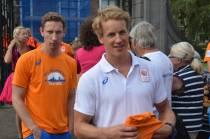 Epke Zonderland plaatst zich niet voor rekstokfinale EK turnen
