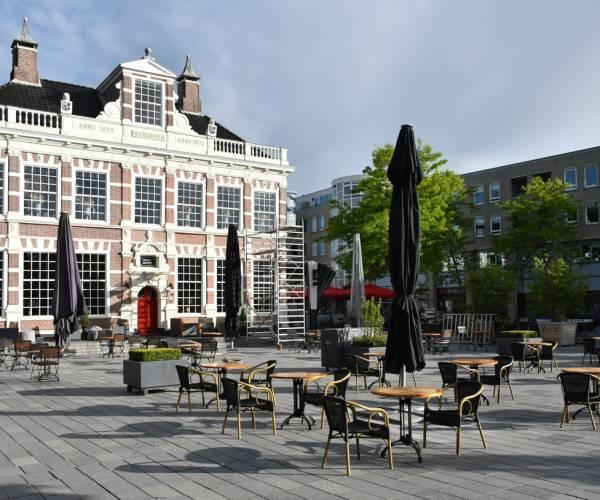Heerenveense Horeca maakt zich klaar voor opening op 1 juni