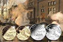 Primeur Woudagemaal: eerste munt koning Willem-Alexander met baard