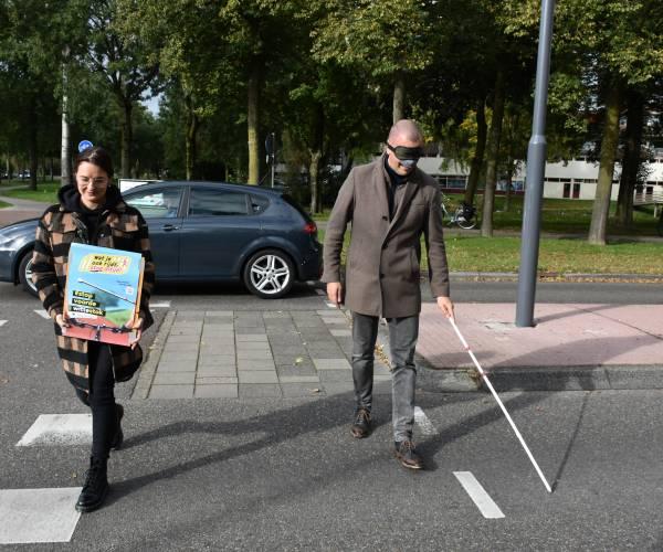 Campagne 'Stop voor de witte stok' van start