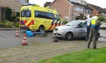 Fietsster gewond bij ongeval op de Kattebos