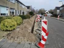 Grootste deel Heerenveen nog dit jaar aangesloten op glasvezel