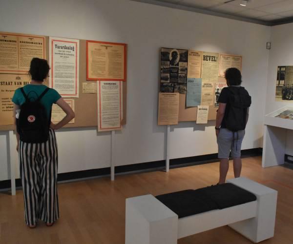Tentoonstelling (Over)Leven in het Jappenkamp' in Museum Heerenveen
