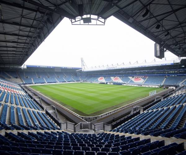 Riemer van der Velde en Foppe de Haan krijgen eigen tribune in Abe Lenstra Stadion