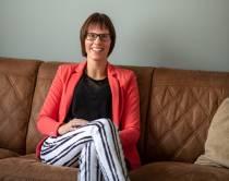 """Liesbeth Ruizendaal-Wijngaarden van zangschool Vocalliezz: """"Dit is mijn werk. Ik heb alles al gehoord"""