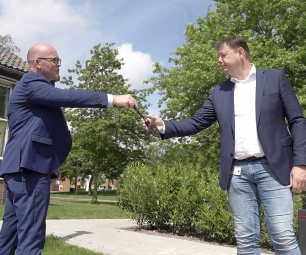 Hospice Heerenveen verhuist naar schoolgebouw: badkamer delen hoeft niet meer