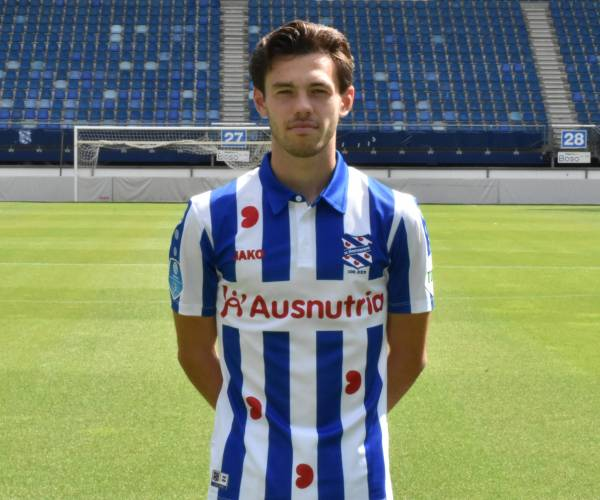 Mitchell van Bergen sluit transfer niet uit