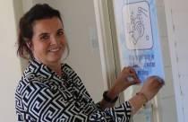 Directrice Basisschool Nijewier in Tjalleberd: