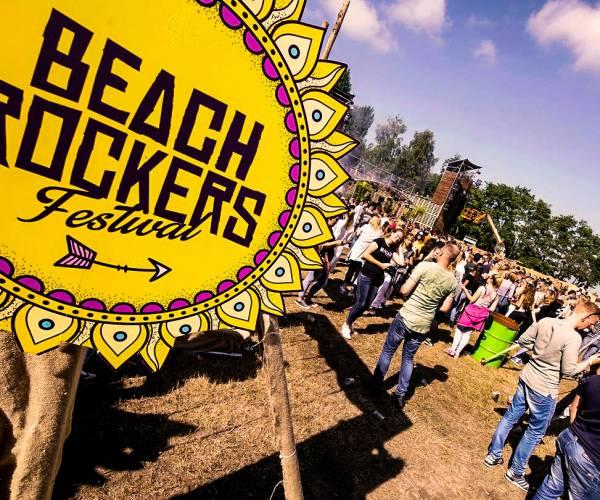 Beachrockers 2021 gaat definitief door, resterende kaarten 14 juni in de verkoop