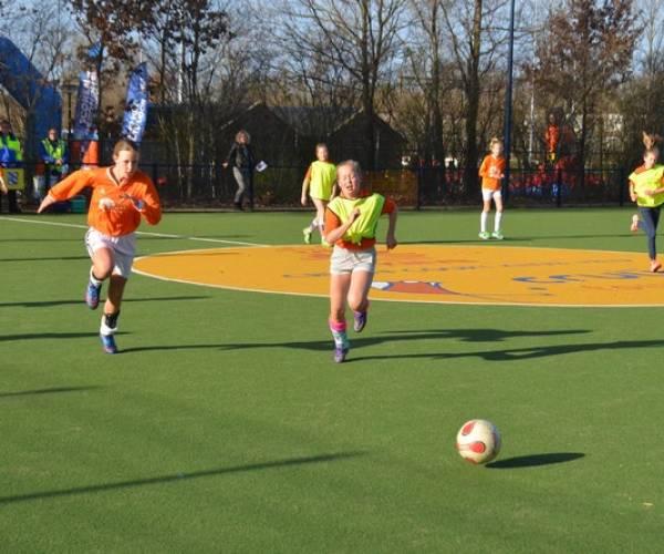 Voetbal voor kinderen van 7-15 jaar met een beperking