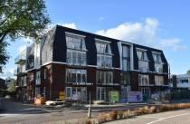 Nieuw duurzaam appartementengebouw aan de Thorbeckestraat