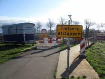 Wetterskip Fryslân druk met verhogen waterkeringen rondom Museum Belvedère