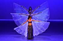 Dans en muziek in het Posthuis Theater tijdens Cultuurplein(festival)