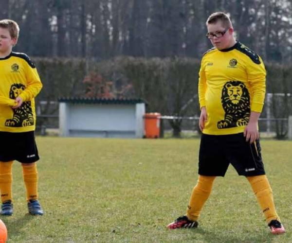 Drie voetbalclubs Heerenveen gaan samenwerken, Bijzonder voetbal nieuw in Heerenveen