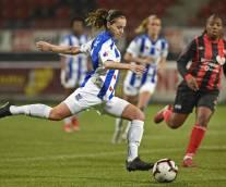 Elise Meijerink zet voetbalcarrière voort bij Belgische KAA Gent