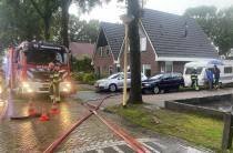 Brandweer rukt uit voor wateroverlast in Oudeschoot