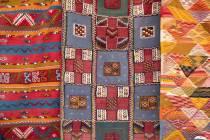 Vloerkleden kopen, wat is een patchwork vloerkleed?