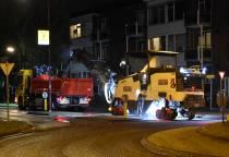 Atalantastraat afgesloten vanwege wegwerkzaamheden